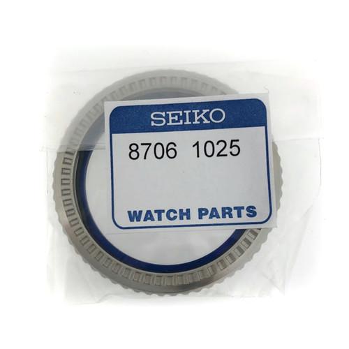 Seiko V157-0BT0 Bezel
