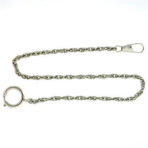 Pocket Watch Chain -PC2-W - Main