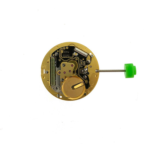 ISA 128 Quartz Watch Movement back