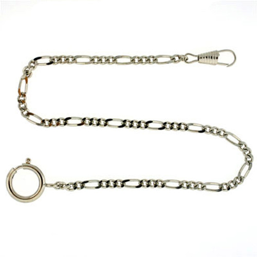 Pocket Watch Chain -PC4-W - Main