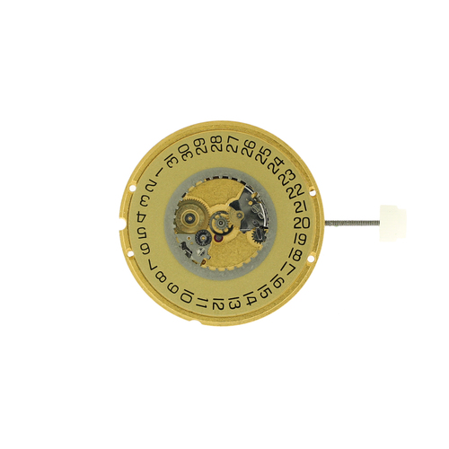 ETA 955 112 Quartz Watch Movement - Front