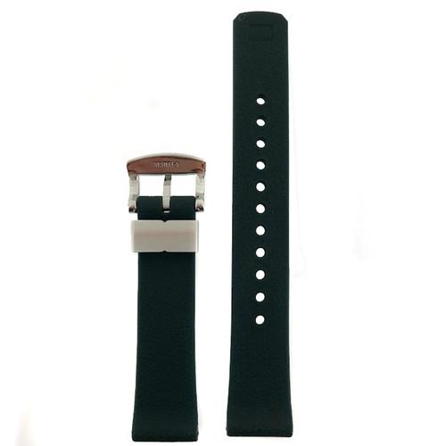 Seiko Green rubber band
