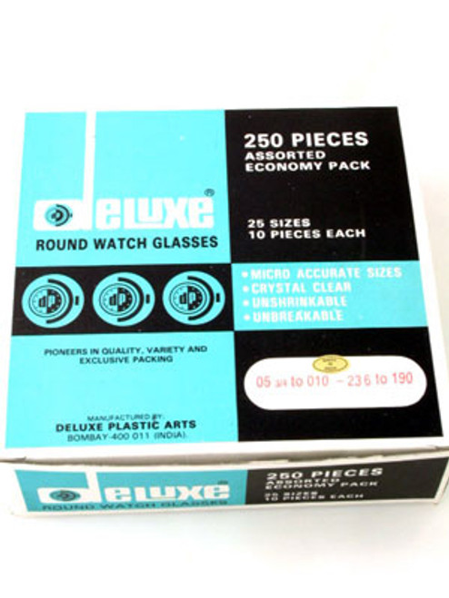 Watch  Crystal Plastic ASSORTMENT - Main