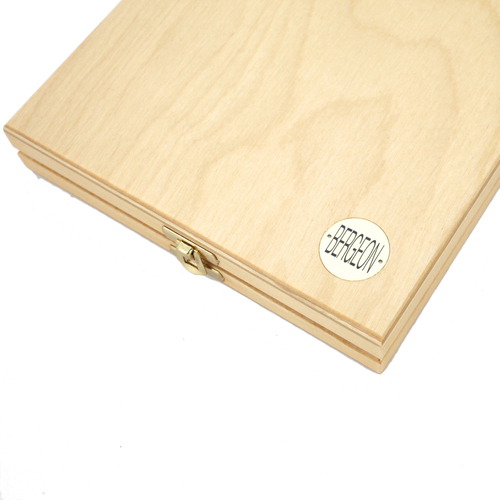 Screwdriver Wooden Box Closed - Main