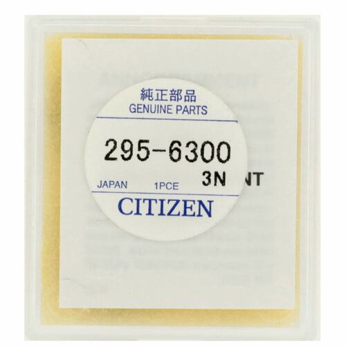 CITIZEN 295-6300 Eco Drive Capacitor   Capacitor for Citizen Movement Caliber Number: B230, B234, B235, B230M, B234M, B235M   Watch Material Repair Parts