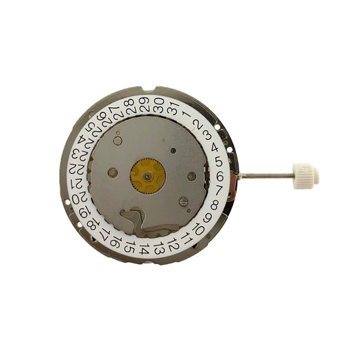 ISA 1198/32 Quartz Watch Movement - Front