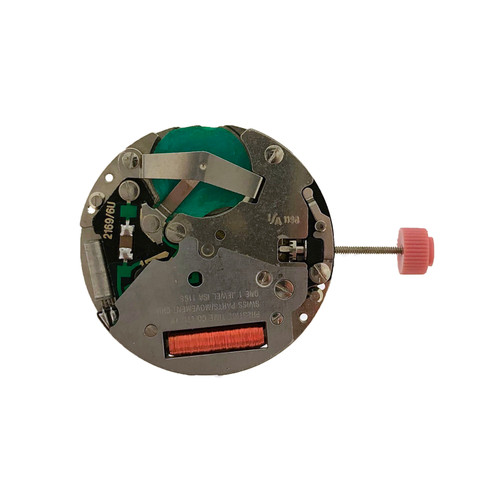 ISA 1198/32 Quartz Watch Movement - Rear