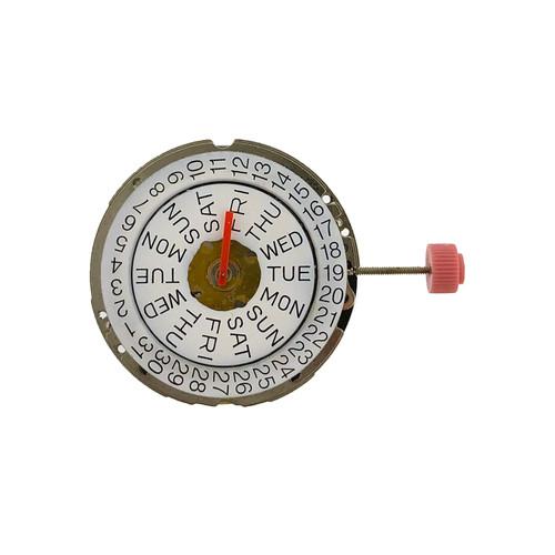 ISA 1198/42 Quartz Watch Movement - Main
