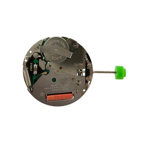 ISA 1198/12 Quartz Watch Movement - Rear