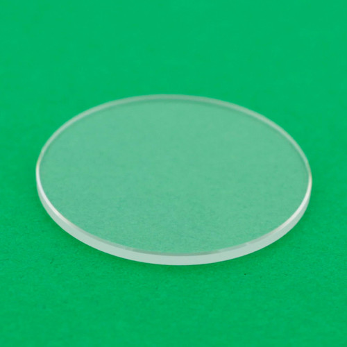 Sapphire Round Watch Crystal 1.5mm Thick | Replacement Watch Parts