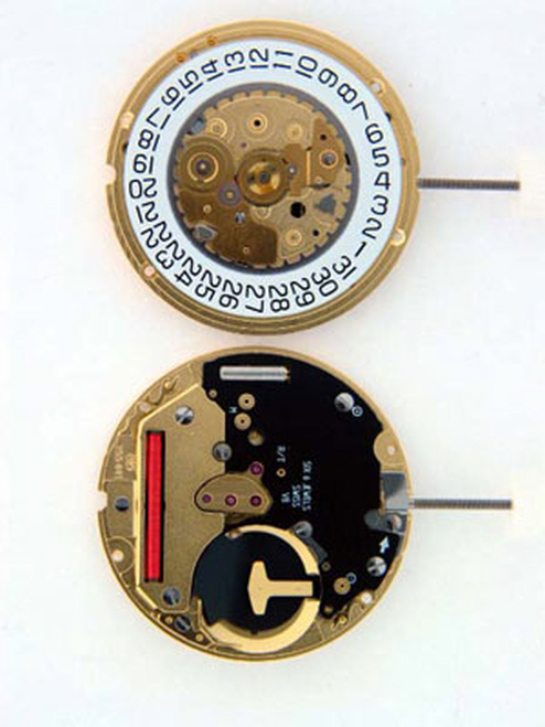 ETA 255 441 Quartz Watch Movement - Main
