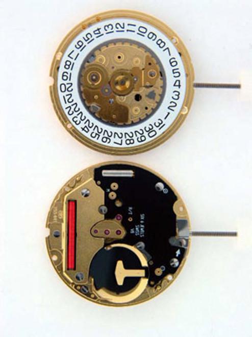 ETA 255 441 Quartz Watch Movement - Main