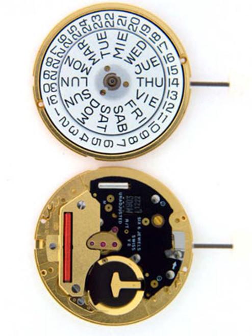 ETA 255 121 Quartz Watch Movement - Main