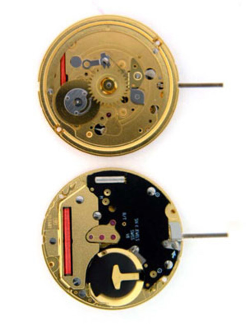 ETA 255 491 Quartz Watch Movement - Main