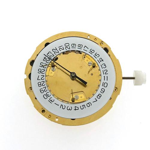 ETA 251.262 Quartz Watch Movement - Front