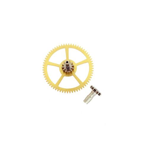 Aftermarket Rolex® Center Wheel Cannon Pinion Fits Caliber 1525, 1535, 1570