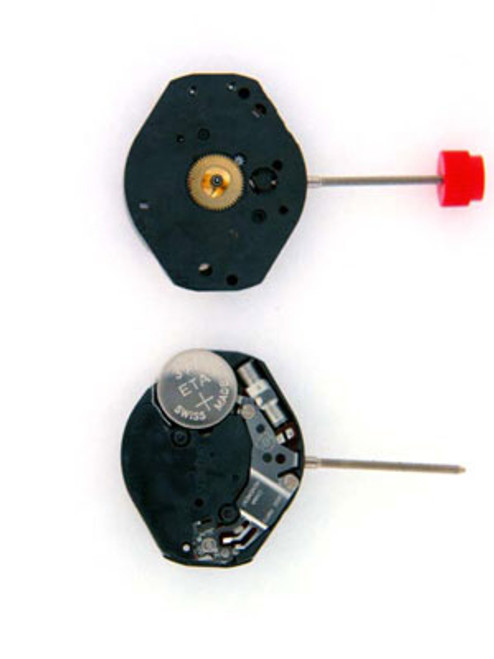 ETA 802 104 Quartz Watch Movement - Main