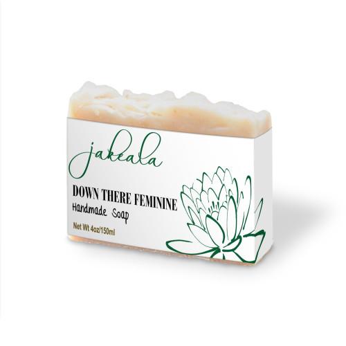 Natural Feminine Wash Down There Soap Bar