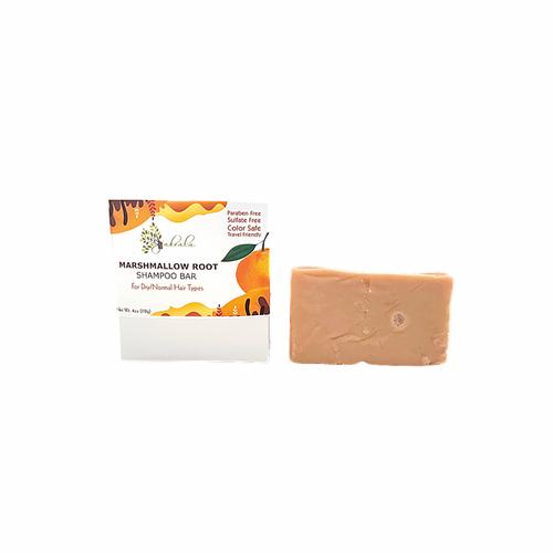 Solid Shampoo Bar Marshmallow Root