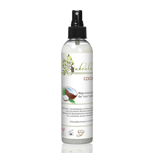 Coconut Leave In Conditioner Juice Spray