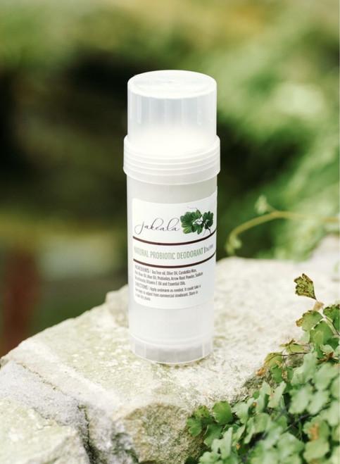 Natural Deodorant Probiotic