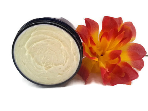 Whipped Body Hair Butter Shea Black Currant Oil