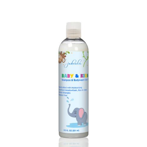 Baby Kids Shampoo Body Wash 2 in 1