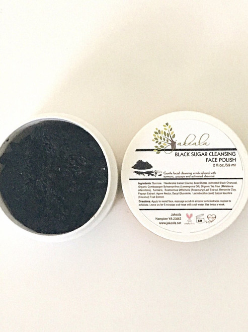 Face Scrub Papaya Turmeric
