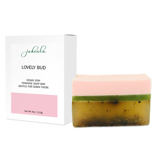 Vegan Feminine Care Soap