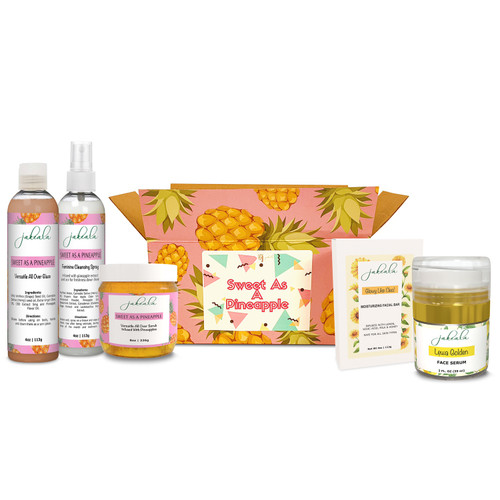 Women's Pineapple Sweet Set