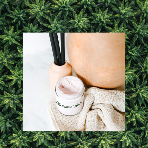 CBD Magnesium Soothing Lotion