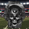 **(OFFICIAL-N.F.L.OAKLAND-RAIDERS-TEAM-FOOTBALL-PULLOVER-HOODIES & RAIDERS-TEAM-LOGO-SKULL/OAKLAND-CITY-CHAINS,NICE-CUSTOM-3D-GRAPHIC-PRINTED-DOUBLE-SIDED-TEAM-LOGOS,ALL-OVER-PRINTED-DESIGN/OFFICIAL-RAIDERS-FOOTBALL-TEAM-PULLOVER-HOODIES:)**