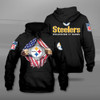 **(OFFICIAL-N.F.L.PITTSBURGH-STEELERS-TEAM-PULLOVER-HOODIES/CUSTOM-3D-STEELERS-OFFICIAL-LOGOS & OFFICIAL-CLASSIC-STEELERS-TEAM-COLORS/DETAILED-3D-GRAPHIC-PRINTED-DOUBLE-SIDED-DESIGN/PREMIUM-N.F.L.STEELERS & PATRIOTIC-FLAG-THEMED-PULLOVER-HOODIES)**