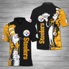 **(OFFICIAL-N.F.L.PITTSBURGH-STEELERS-POLO-SHIRTS & DR.SEUSS-CAT-IN-THE-HAT-CHARACTER/OFFICIAL-STEELERS-LOGOS & OFFICIAL-STEELERS-CLASSIC-TEAM-COLORS/NICE-3D-DETAILED-GRAPHIC-PRINTED-DOUBLE-SIDED-DESIGN/WARM-PREMIUM-N.FL.STEELERS-TEAM-POLO-SHIRTS)**