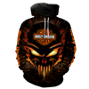**(OFFICIAL-HARLEY-DAVIDSON-MOTORCYCLE-PULLOVER-SKULL-HOODIES/3D-GRAPHIC-PRINTED-NEON-GLOWING-SKULL-DESIGN/FEATURING-OFFICIAL-CUSTOM-HARLEY-LOGOS & OFFICIAL-CLASSIC-HARLEY-COLORS/3D-DOUBLE-SIDED-GRAPHIC-DESIGN/WARM-PREMIUM-HARLEY-RIDING-HOODIES)**