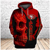 **(OFFICIAL-N.F.L.SAN-FRANCISCO-49ERS-PULLOVER-HOODIES/BIG-RED-49ERS-TRIBAL-SKULL/OFFICIAL-CUSTOM-3D-49ERS-LOGOS & OFFICIAL-49ERS-TEAM-COLORS/CUSTOM-3D-GRAPHIC-PRINTED-DOUBLE-SIDED-DESIGN/WARM-PREMIUM-N.F.L.49ERS-TEAM-PULLOVER-HOODIES)**