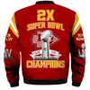 **(OFFICIAL-N.F.L.KANSAS-CITY-CHIEFS-ALL-STAR-TEAM-FLIGHT-JACKETS & SUPER-BOWL-LIV-CHAMPIONS/CUSTOM-3D-GRAPHIC-PRINTED-DESIGN/OFFICIAL-CHIEFS-TEAM-LOGOS & OFFICIAL-CHIEFS-TEAM-COLORS/WARM-PREMIUM-OFFICIAL-N.F.L.CHIEFS-TEAM-FASHION-FLIGHT-JACKETS)**
