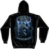 """**(NEW-OFFCIALLY-LICENSED,""""LAND-OF-THE-FREE-BECAUSE-OF-OUR-BRAVE & WAR-MEMORIAL-WALL,NICE-DETAILED-CUSTOM-GRAPHIC-PRINTED/PREMIUM-DOUBLE-SIDED,FLEECE-PULLOVER-HOODIES:)**"""
