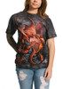 **(THE-MOUNTAIN-OFFICIAL-TEES,NEW-FIRE-DRAGON/PROTECTING-HER-LITTLE-NEW-BORN-BABY-DRAGONS,NICE-DETAILED-CUSTOM-PREMIUM/GRAPHIC-SCREEN-PRINTED-TEES)**