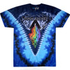 **(OFFICIALLY-LICENSED-DEEP-TYE-DYED-PINK-FLOYD/DARK-SIDE-OF-THE-MOON & CLASSIC-LIGHT-SPLITTING-PRISM-RIVER,GREAT-CUSTOM-GRAPHIC-PRINTED/PREMIUM-OFFICIAL-PINK-FLOYD-CONCERT-TYE-DYED-TEES)**