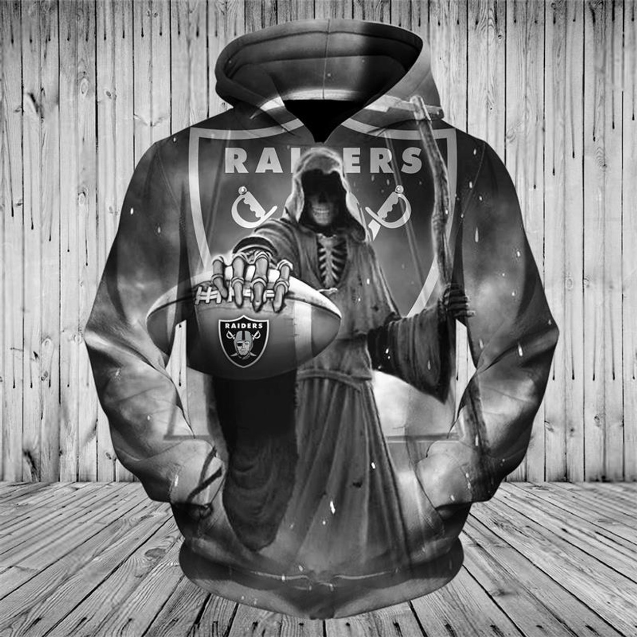 852003caf   (OFFICIALLY-LICENSED-N.F.L.OAKLAND-RAIDERS-PULLOVER-HOODIES    GRIMM-REAPER-IN-SUDDEN-DEATH-FOOTBALL ...