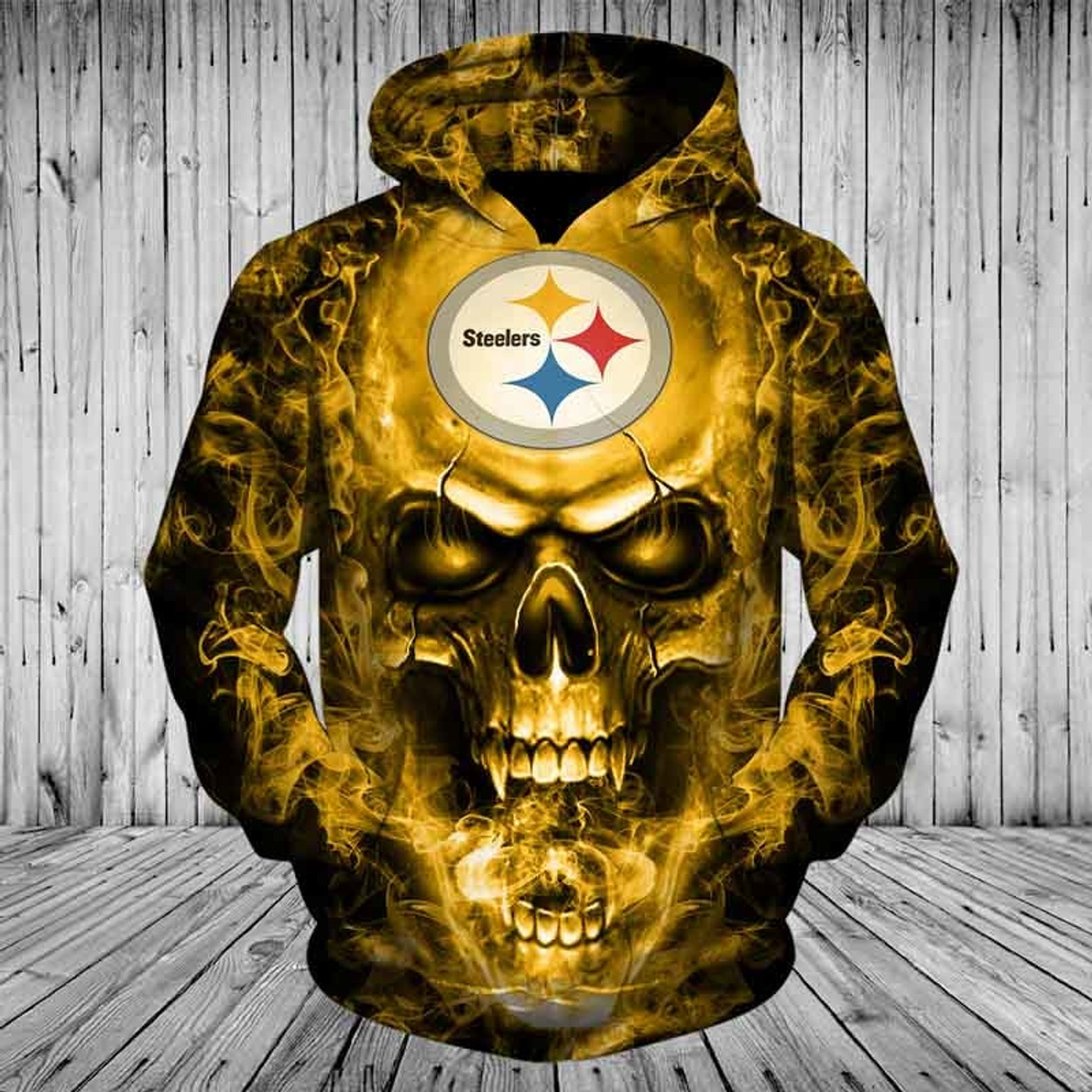 85b6f30a4660 OFFICIAL-N.F.L.PITTSBURGH-STEELERS-TEAM-PULLOVER-NEON-SKULL-HOODIES ...
