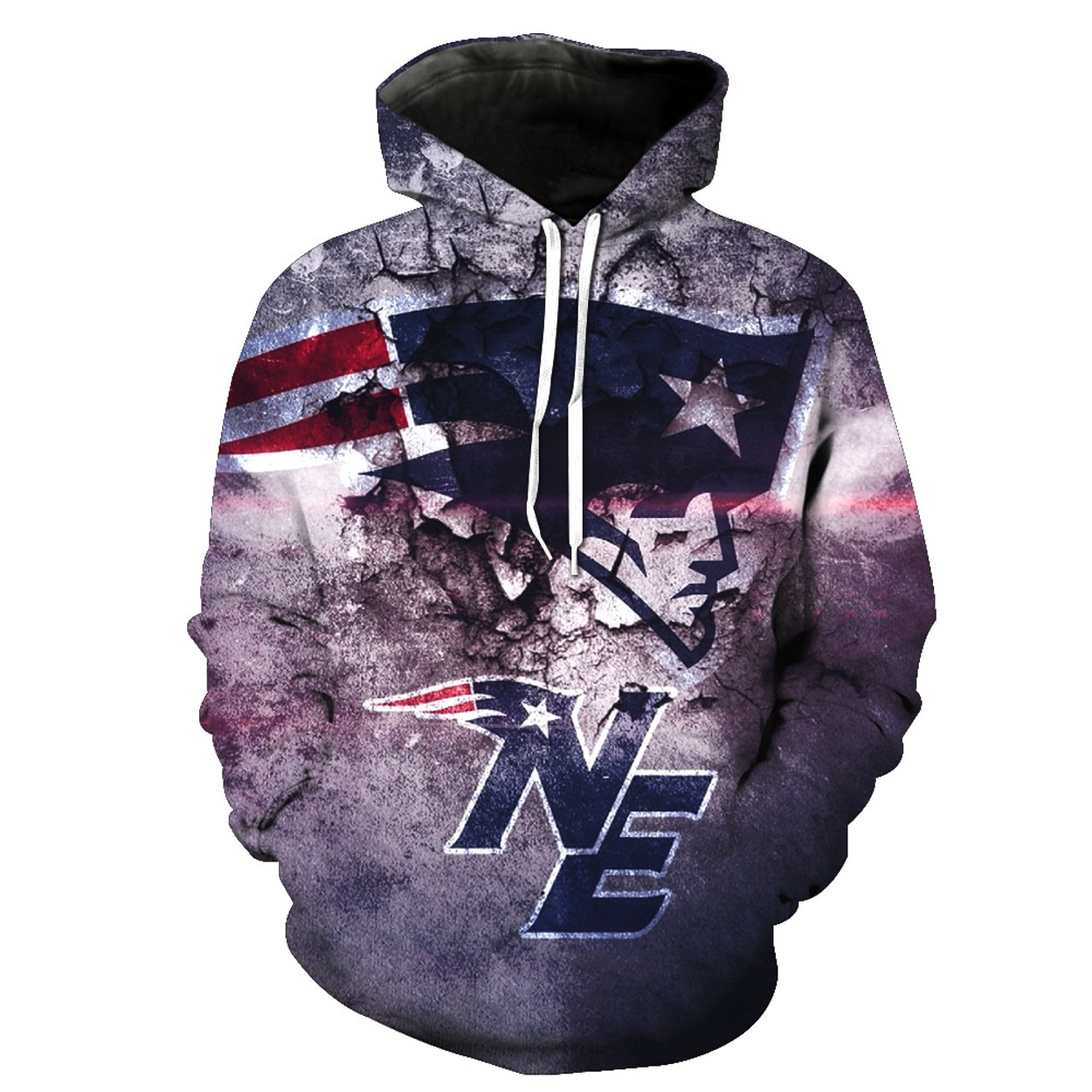 OFFICIALLY-LICENSED-N.F.L.NEW-ENGLAND-PATRIOTS-PULLOVER-POCKET ... ac9f6a705