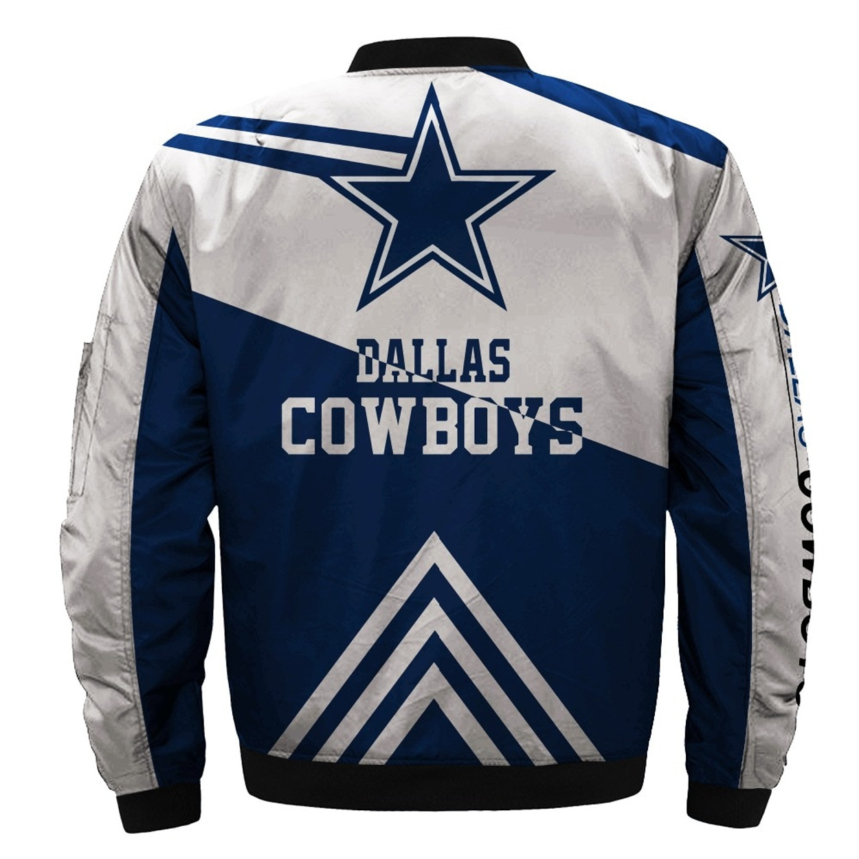 8580615cd   (OFFICIALLY-LICENSED-N.F.L.DALLAS-COWBOYS-JACKETS CLASSIC-COWBOYS-TEAM-COLORS    OFFICIAL-COWBOYS-LOGOS