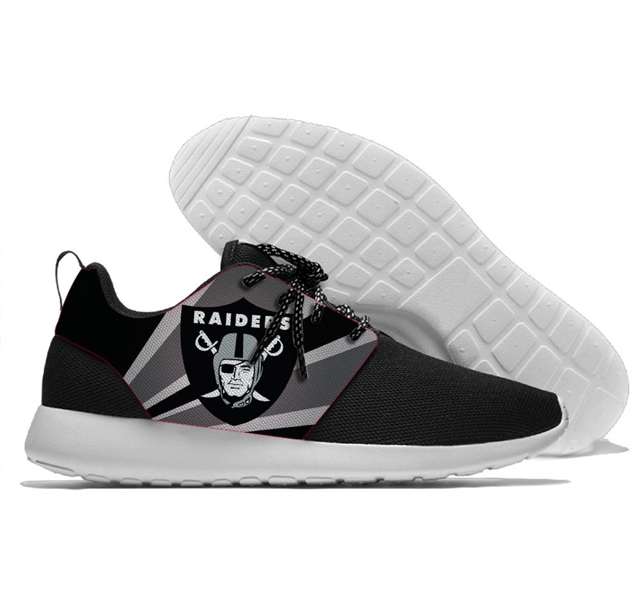 4ace5fa1392   (NEW-OFFICIALLY-LICENSED-N.F.L.OAKLAND-RAIDERS-RUNNING -SHOES