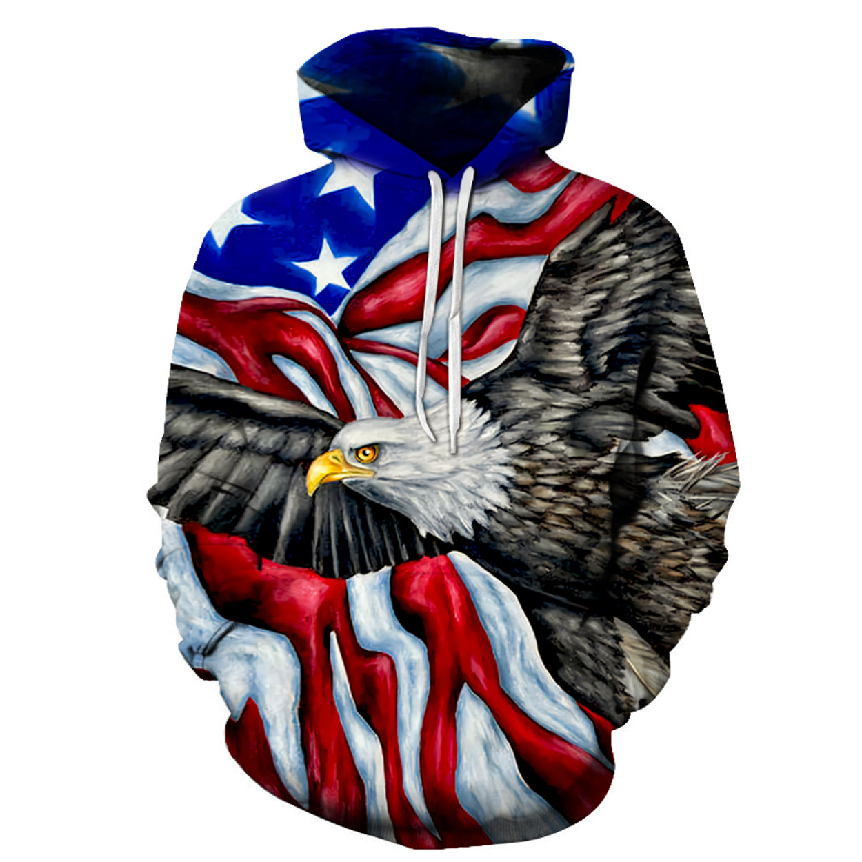 19f691c01d55   (TRENDY-NEW-MENS   WOMENS 3-D CUSTOM-DETAILED-GRAPHIC-PRINTED -HOODIES BIG-BEAUTIFUL-3D-PATRIOTIC-BALD-EAGLE STUNNING-STARS   STRIPES-FLAG  ...