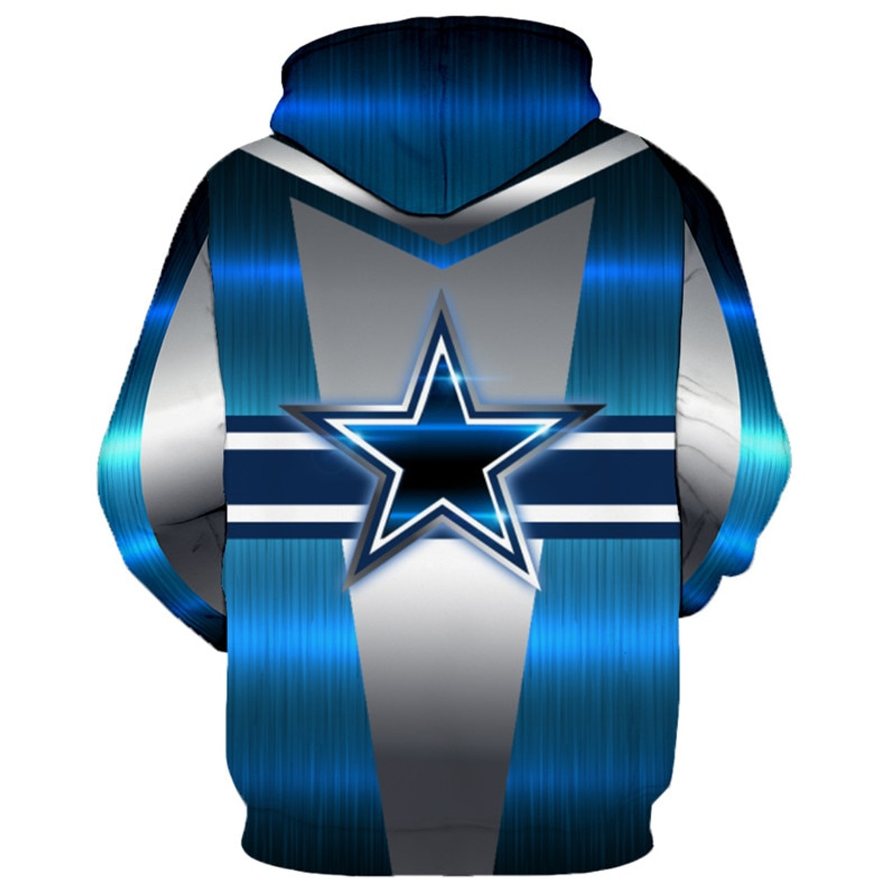 **(NEW-OFFICIALLY-LICENSED-N.F.L. DALLAS-COWBOYS,OFFICIAL-TEAM-HOODIES/NICE-CUSTOM-DETAILED-3D-GRAPHIC-PRINTED/PREMIUM-ALL-OVER-DOUBLE-SIDED/OFFICIAL-COWBOYS-TEAM-COLORS & CLASSIC-COWBOYS-STAR-LOGO/DEEP-POCKETED-PULLOVER-HOODIES)**