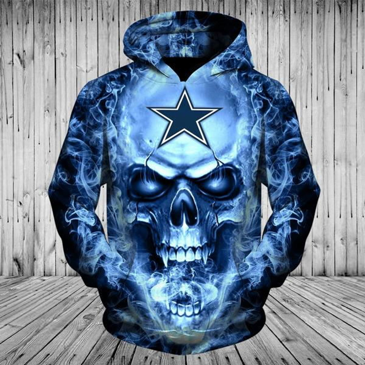 **(OFFICIAL-N.F.L.DALLAS-COWBOYS-PULLOVER-HOODIES/CUSTOM-3D-NEON-COWBOYS-BLUE-SMOKING-SKULL,PREMIUM-3D-GRAPHIC-PRINTED-COWBOYS-LOGO/DOUBLE-SIDED-WARM-PULLOVER,N.F.L.COWBOYS-TEAM-COLORED-HOODIES)**