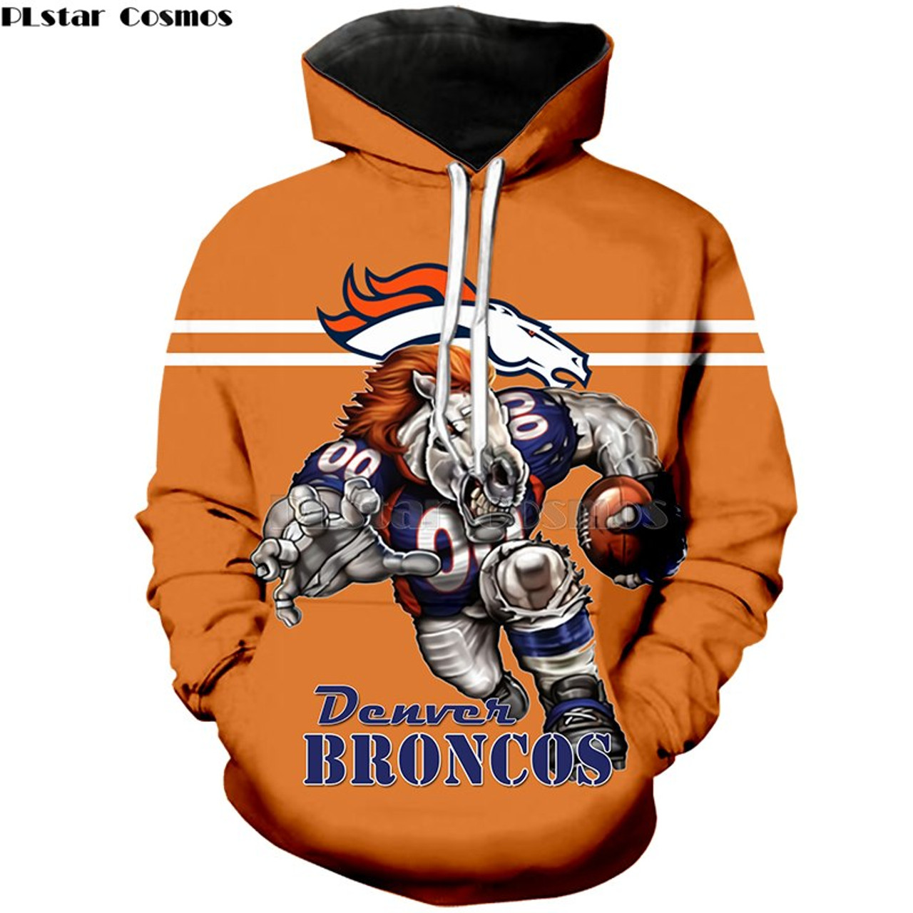 best service 5f06d d9fdb **(OFFICIALLY-LICENSED-N.F.L.  DENVER-BRONCOS-TEAM-HOODIES/NICE-CUSTOM-DETAILED-3D-GRAPHIC-PRINTED/PREMIUM-ALL-OVER-DOUBLE-SIDED-PRINT/OFFICIAL-BRONCOS...