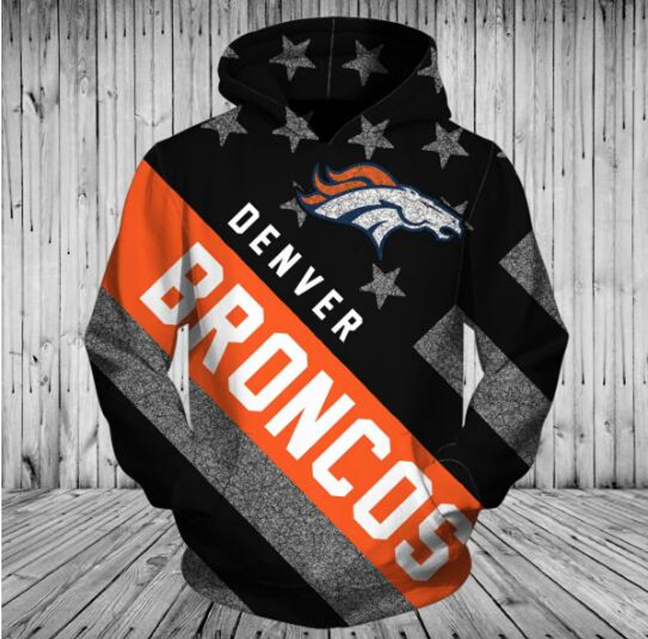 quality design 2d24e b7b63 **(OFFICIALLY-LICENSED-N.F.L.DENVER-BRONCOS-PULLOVER-HOODIES/ALL-OVER-3D-GRAPHIC-PRINTED-IN-BRONCOS-LOGOS  & OFFICIAL-BRONCOS-TEAM-COLORS & ...